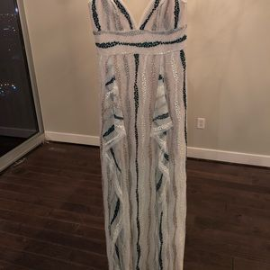 BCBGMaxAzria Dresses - BCBG MERMAID GOWN